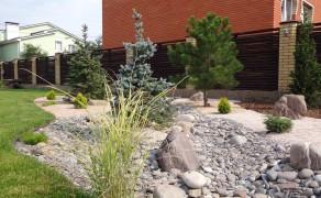 Проект «Сухой ручей» пос.Подгороднее