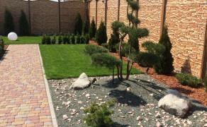 Проект «Сложный сад» пос.Юбилейный