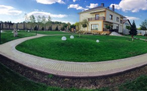 Проект «Геопластика» пос.Новоалександровка