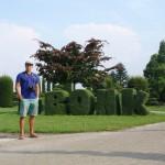 Садами и парками Голландии, Дании, Германии